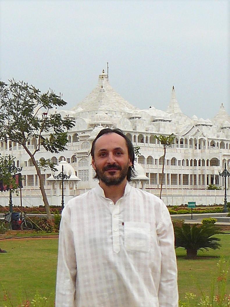 Jan rychlík v indii