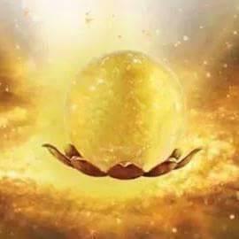 Meditace Zlatý orb 20181211