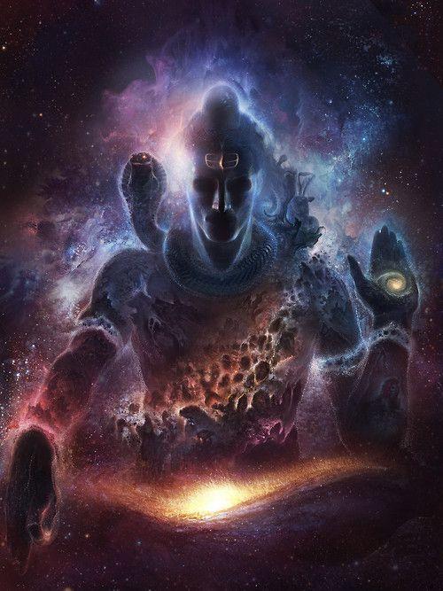 Meditace Kosmický Šiva- Ganga 20190520 Jan Rychlík
