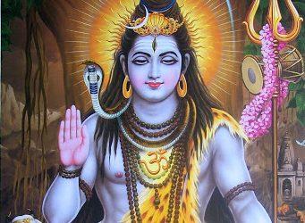 Shiva panchakschari yagya