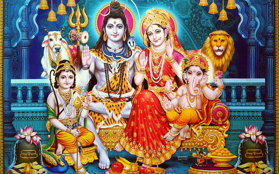 Shiv parivar yagya v den Panguni Uthiram – Den božských manželství aneb léčení našich lidských vztahů